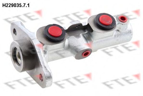 Главный тормозной цилиндр FTE H22903571