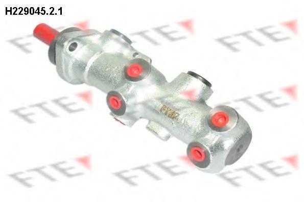 Главный тормозной цилиндр FTE H22904521