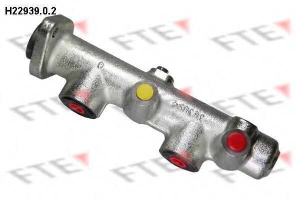 Главный тормозной цилиндр FTE H2293902