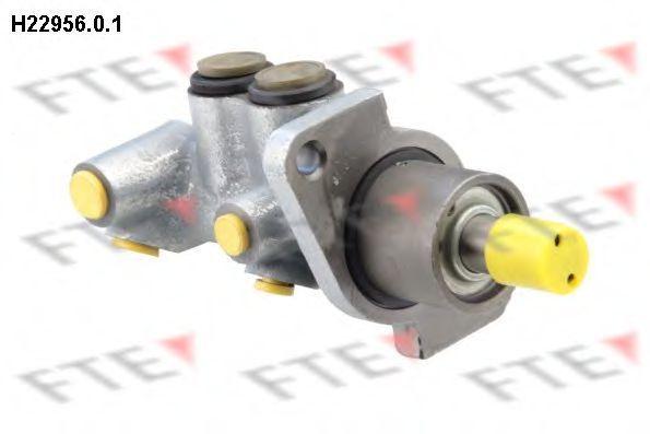 Главный тормозной цилиндр FTE H2295601