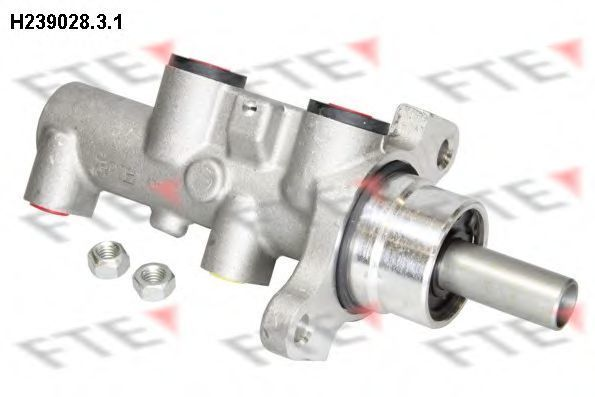 Главный тормозной цилиндр FTE H23902831