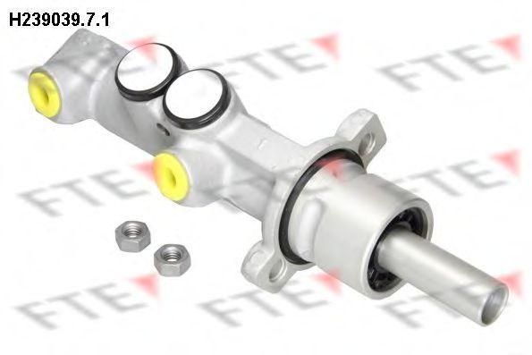 Главный тормозной цилиндр FTE H23903971