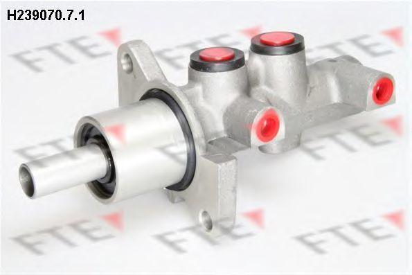 Главный тормозной цилиндр FTE H23907071