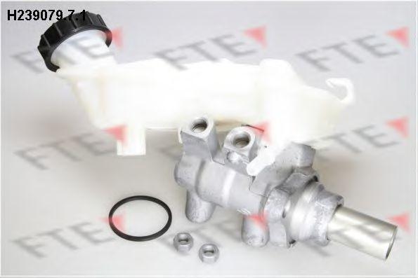 Главный тормозной цилиндр FTE H23907971