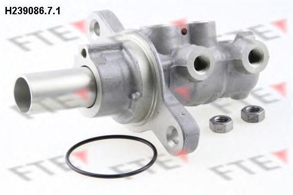 Главный тормозной цилиндр FTE H23908671