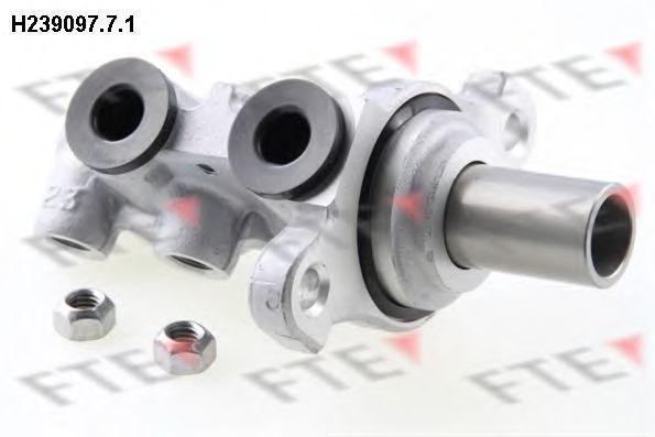 Главный тормозной цилиндр FTE H23909771