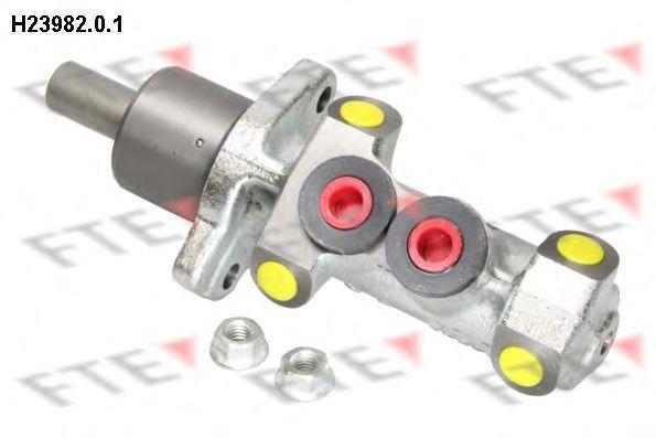 Главный тормозной цилиндр FTE H2398201