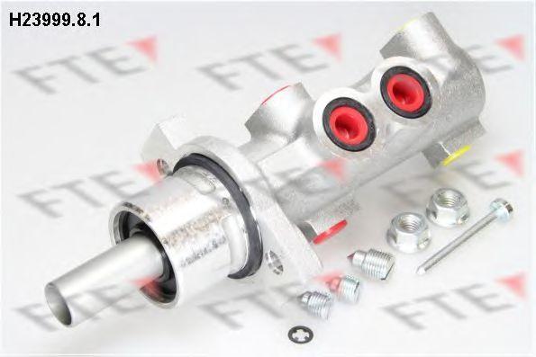Главный тормозной цилиндр FTE H2399981