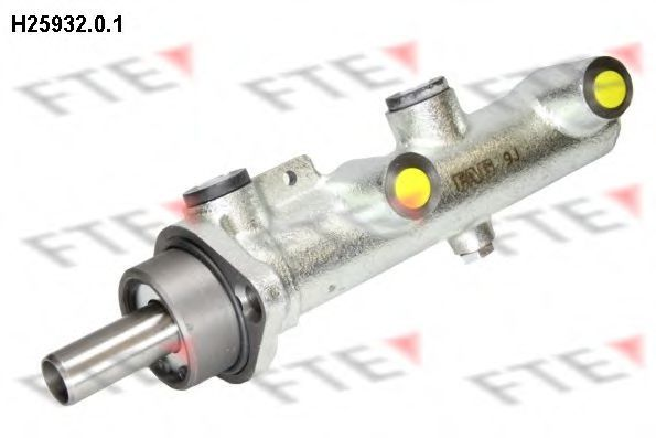 Главный тормозной цилиндр FTE H2593201