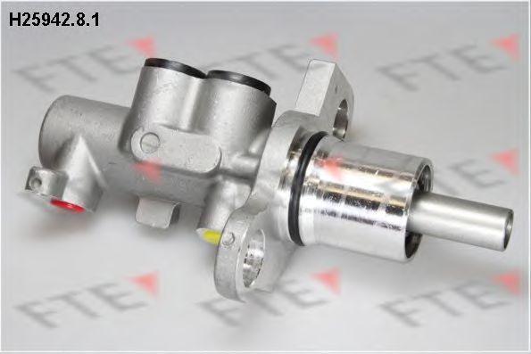 Главный тормозной цилиндр FTE H2594281