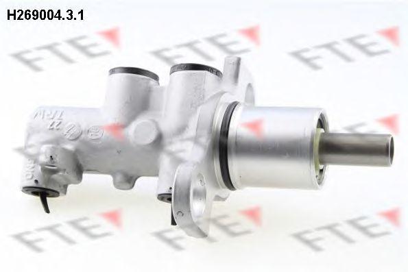 Главный тормозной цилиндр FTE H26900431