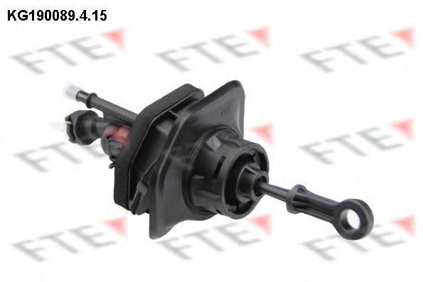 Главный цилиндр, система сцепления FTE KG190089415