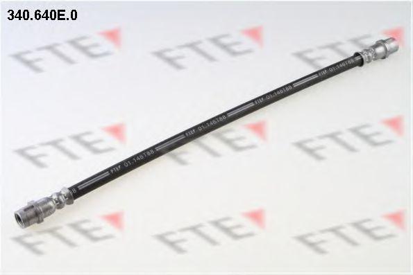 Тормозной шланг FTE 340640E0