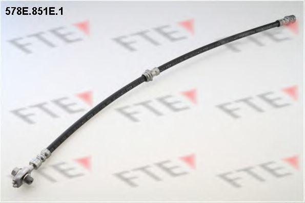 Тормозной шланг FTE 578E851E1