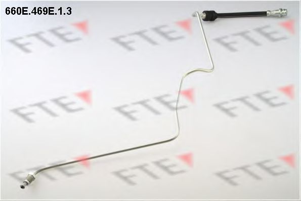 Тормозной шланг FTE 660E469E13