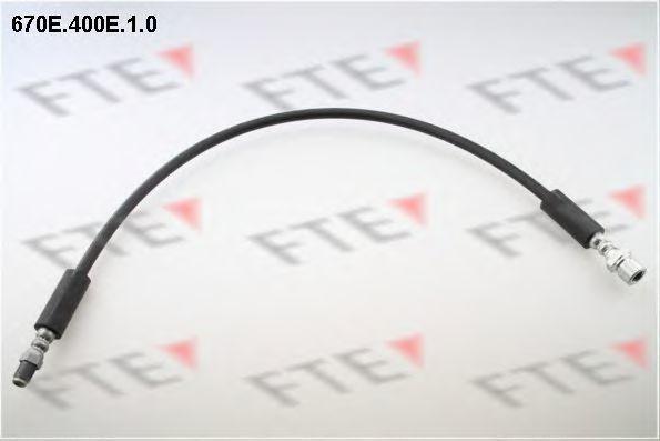 Тормозной шланг FTE 670E400E10