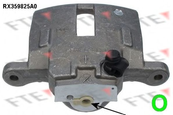 Тормозной суппорт FTE RX359825A0