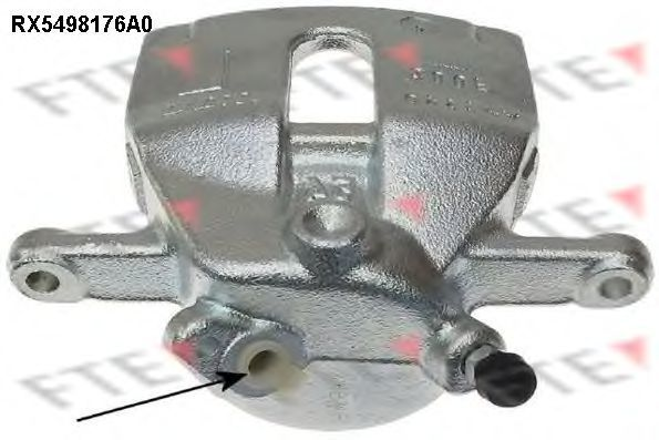 Тормозной суппорт FTE RX5498176A0