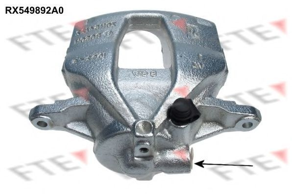 Тормозной суппорт FTE RX549892A0