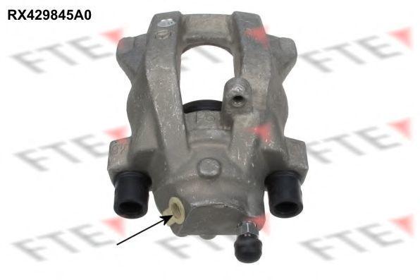 Тормозной суппорт FTE RX429845A0