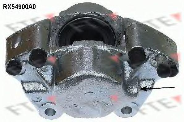 Тормозной суппорт FTE RX54900A0