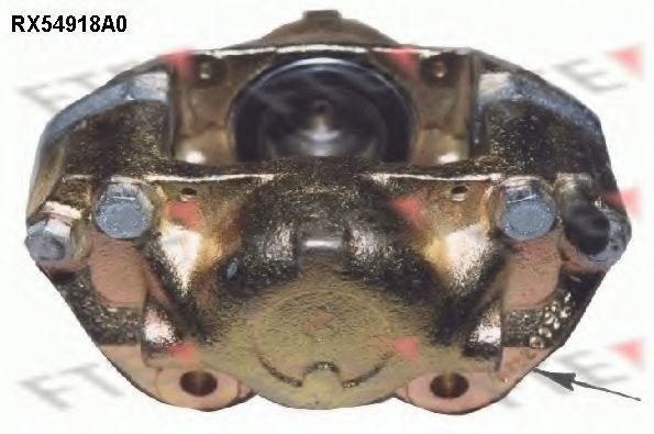 Тормозной суппорт FTE RX54918A0