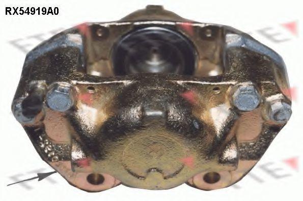 Тормозной суппорт FTE RX54919A0