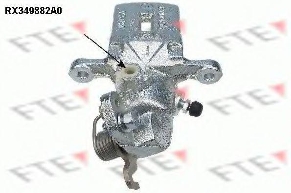 Тормозной суппорт FTE RX349882A0