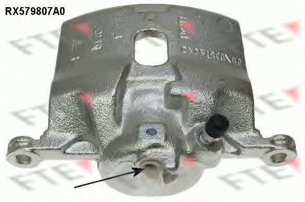 Тормозной суппорт FTE RX579807A0