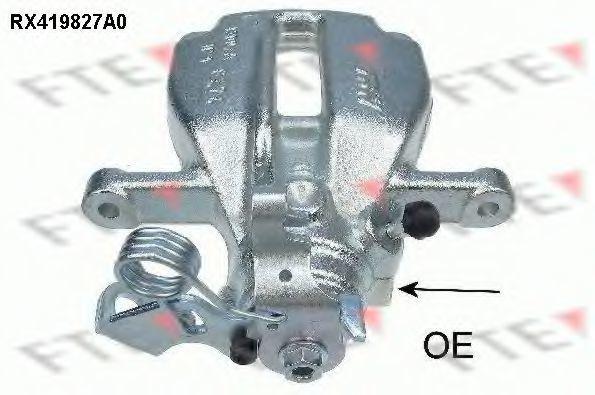 Тормозной суппорт FTE RX419827A0