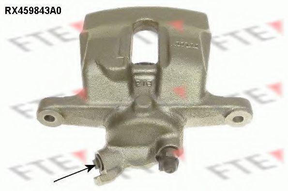 Суппорт тормозной FTE RX459843A0