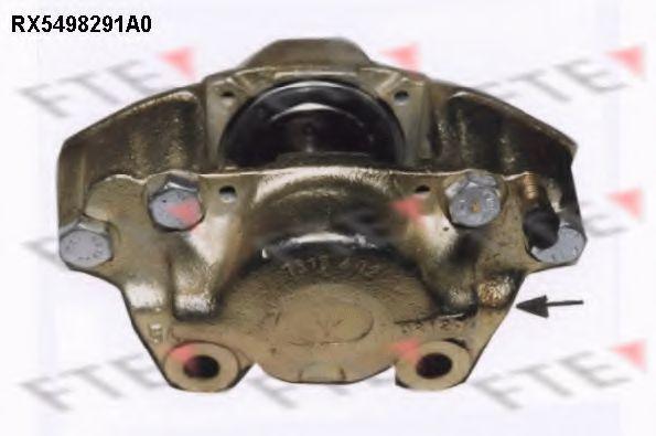 Тормозной суппорт FTE RX5498291A0
