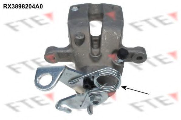 Тормозной суппорт FTE RX3898204A0