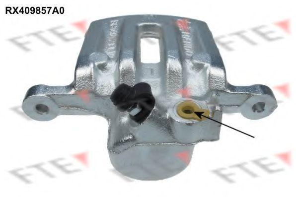 Тормозной суппорт FTE RX409857A0