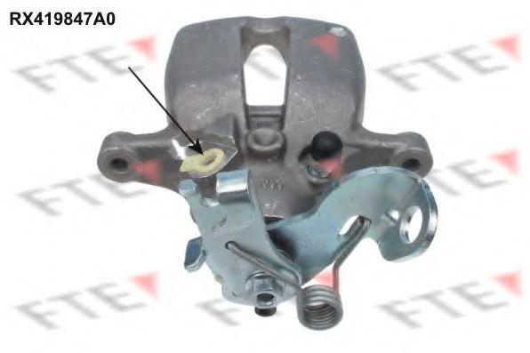 Тормозной суппорт FTE RX419847A0