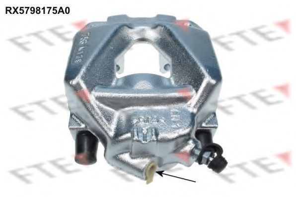 Тормозной суппорт FTE RX5798175A0