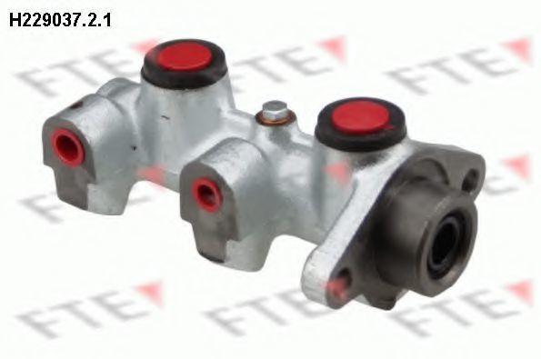 Главный тормозной цилиндр FTE H22903721