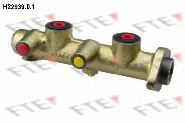 Главный тормозной цилиндр FTE H2293901