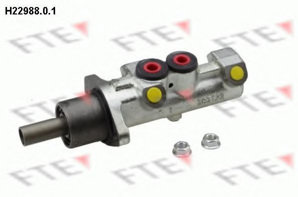 Главный тормозной цилиндр FTE H2298801