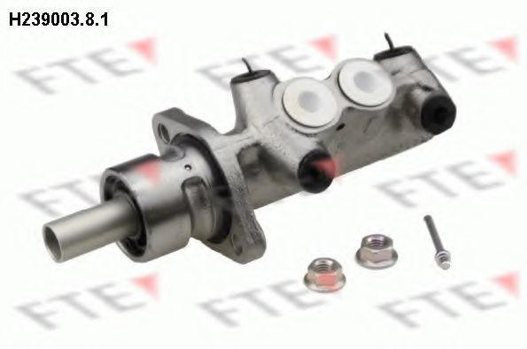 Главный тормозной цилиндр FTE H23900381