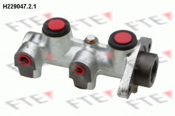 Главный тормозной цилиндр FTE H22904721