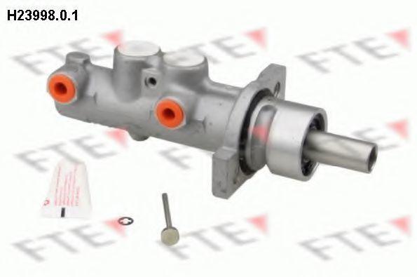 Главный тормозной цилиндр FTE H2399801