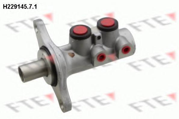 Главный тормозной цилиндр FTE H22914571