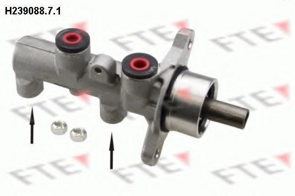Главный тормозной цилиндр FTE H23908871