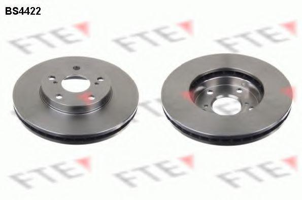 Тормозной диск FTE BS4422