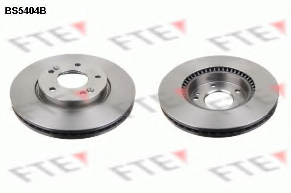 Тормозной диск FTE BS5404B