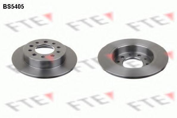 Тормозной диск FTE BS5405