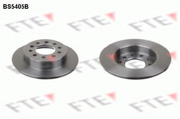 Тормозной диск FTE BS5405B