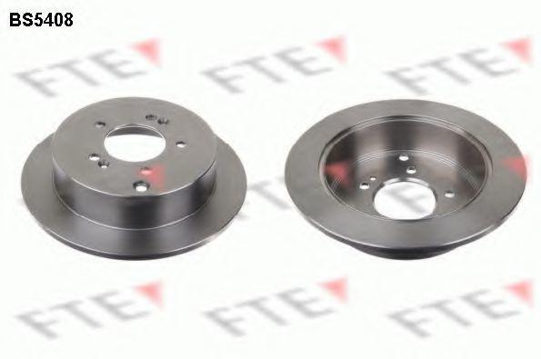 Тормозной диск FTE BS5408