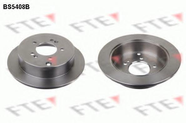 Тормозной диск FTE BS5408B